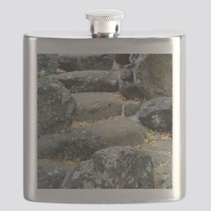 Steps Upward Flask