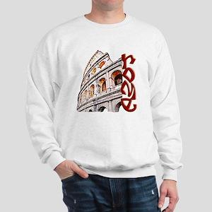 rome-coliseum-t-shirt Sweatshirt