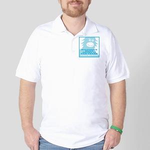 2-Bigfoot Golf Shirt