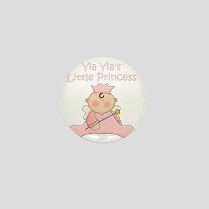 yia yias little princess Mini Button
