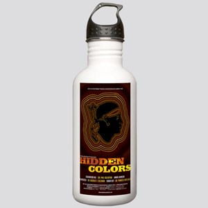 24x36_hiddencolorspost Stainless Water Bottle 1.0L