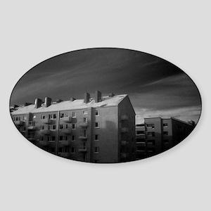 piha Sticker (Oval)