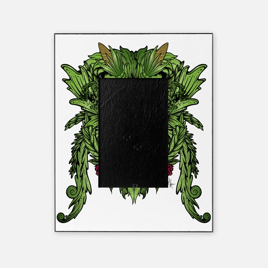 2-GreenMan Picture Frame