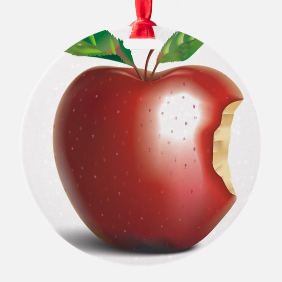 AppleChew Ornament