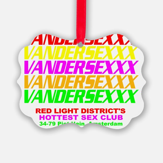 Vander2 Ornament