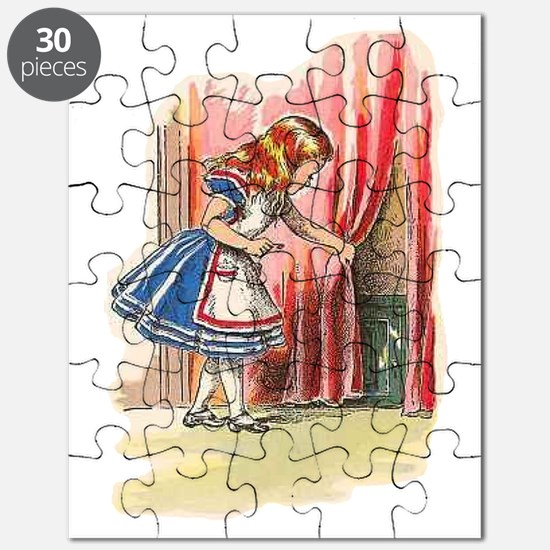 Alice from an original illustration2.14 Puzzle