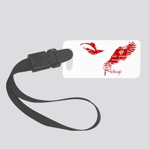scarlet_ibis_1b Small Luggage Tag