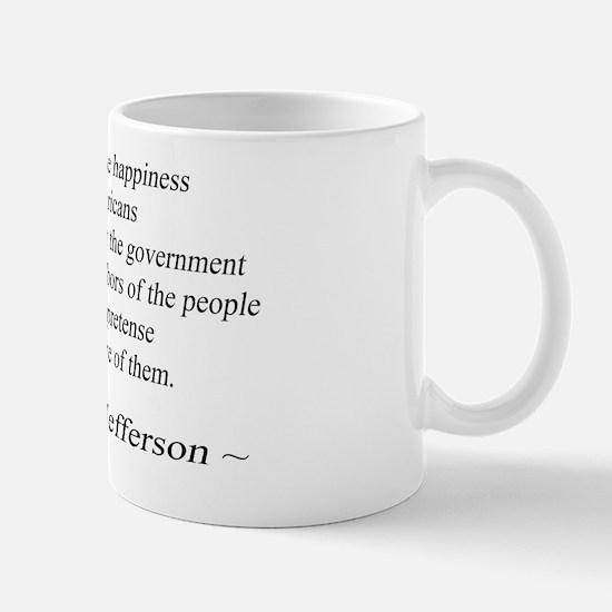 2-JeffersonIPredict Mug
