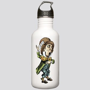 alice card_mad_hatter Stainless Water Bottle 1.0L