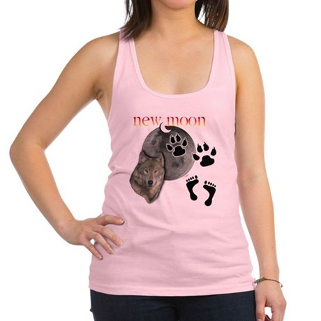 New Moon 2 T Racerback Tank Top