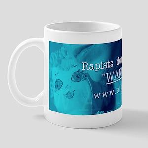 """""""Warning"""" Signs Mug"""