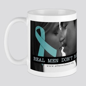 Real Men Mug