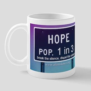 1 in 3 Mug