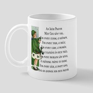 An Irish Prayer Mug