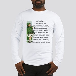 An Irish Prayer Long Sleeve T-Shirt