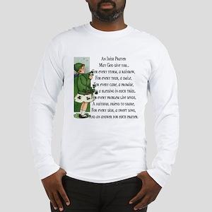An Irish Prayer Long Sleeve T-Shirt
