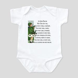 An Irish Prayer Infant Bodysuit