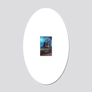 hanginghill_press 20x12 Oval Wall Decal