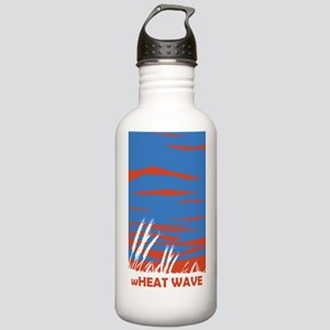 wheat-wave-vert-3 copy Stainless Water Bottle 1.0L