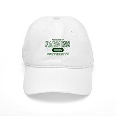 Farming University Baseball Cap