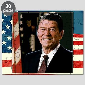 Ronald_Reagan_100th_12x12 Puzzle
