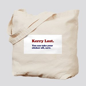Kerry Lost Tote Bag