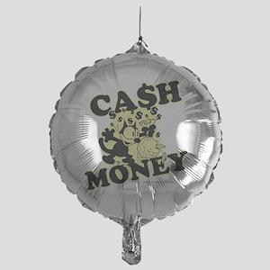 2-cashmoney Mylar Balloon