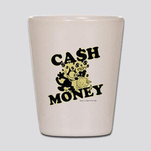 2-cashmoney Shot Glass