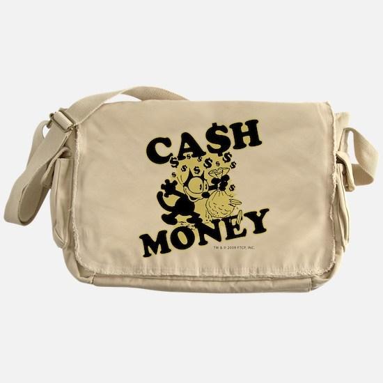 2-cashmoney Messenger Bag