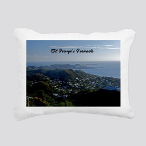 St Georges Grenada12x18 Rectangular Canvas Pillow