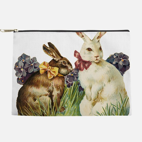 Easter rabbits Makeup Pouch