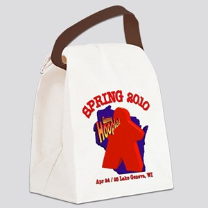 10spring Canvas Lunch Bag