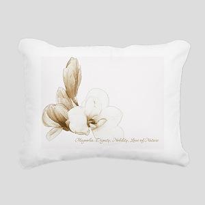Magnoliadef Rectangular Canvas Pillow