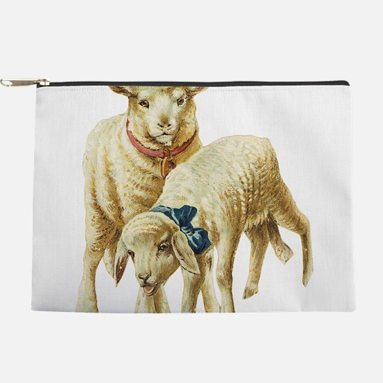 lambs Makeup Pouch