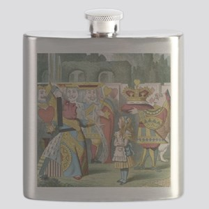 ALICE_Alice and the Queen of Hearts_ Flask