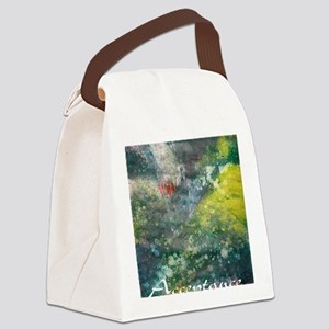 acceptance poster art Canvas Lunch Bag