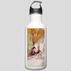 Illustrated by A.E. Ja Stainless Water Bottle 1.0L