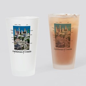 Croatia 4.5x5.75 Drinking Glass