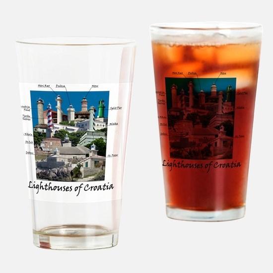 Croatia 4.5x5.75 Drinking Glass