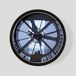 paris_007 Wall Clock