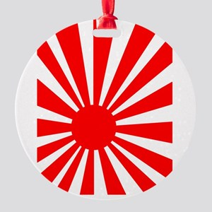 Karate Round Ornament