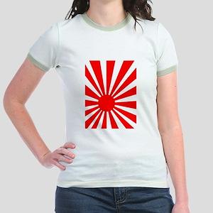 Karate Jr. Ringer T-Shirt