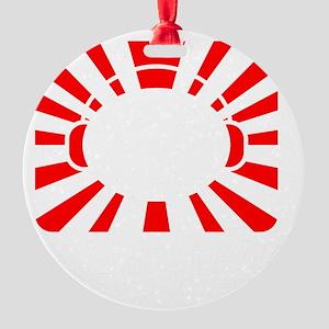 Meekrab Round Ornament