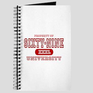 Sixty-nine University 69 Journal