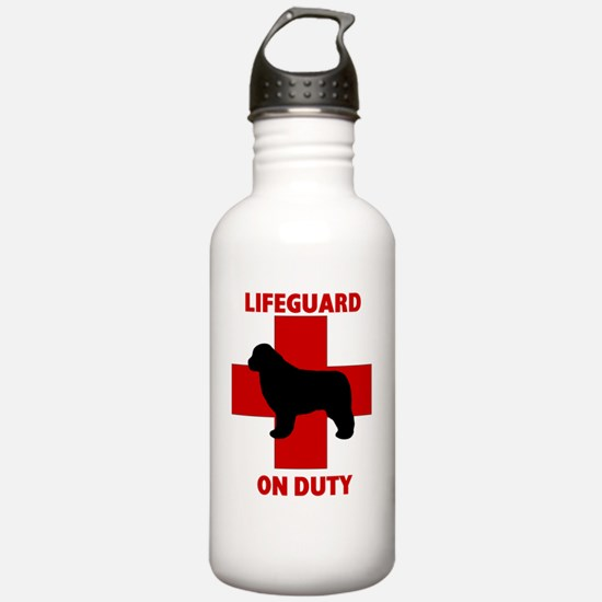 Lifeguard on Duty Water Bottle