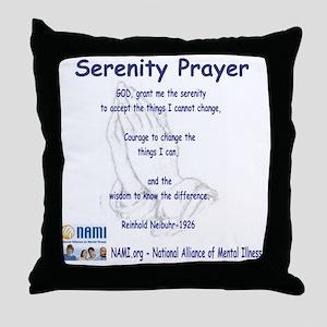 prayer Throw Pillow
