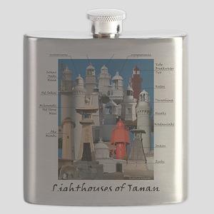 Japan 4.5x5.75 Flask