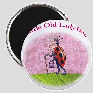 Little Old LadyBug Magnet