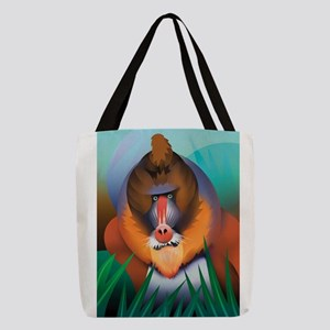 Mandrill Polyester Tote Bag
