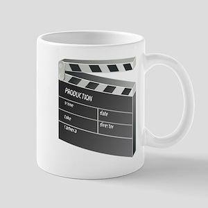 Movie Clapperboard Mugs
